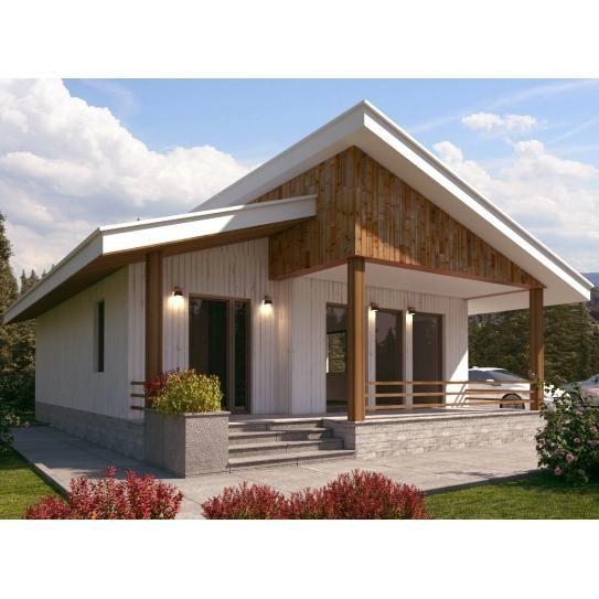 Prefab Homes Kit Home 2br 1ba 880sf Maimia Modern Kit Houses