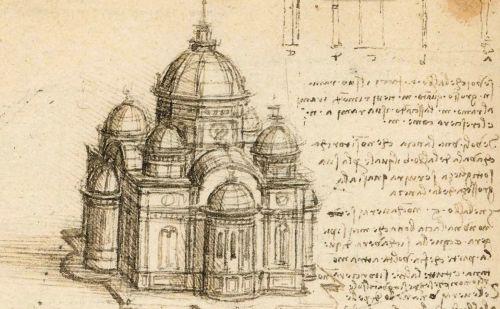 Leonardo195 leonardo da vinci architecture for Da architecture