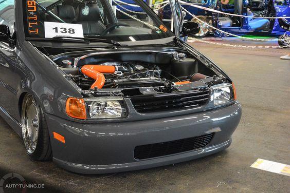 VW Polo 6N Deluxe  http://www.autotuning.de/vw-polo-6n-deluxe/ 6N, Open Air, Polo, Polo 6N, Turbo, VW