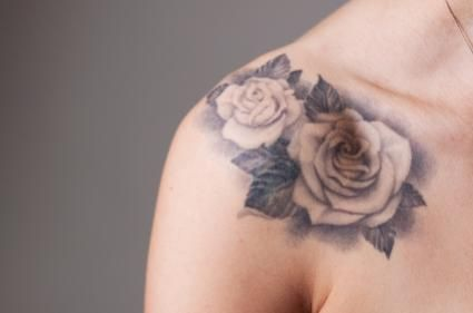 Front Shoulder Tattoo Designs | ... shoulder such as a crouching lion or tiger front of the shoulder ideas