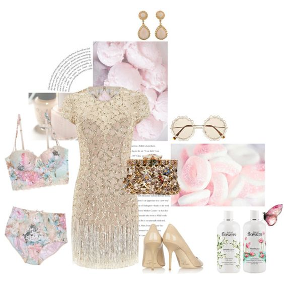 Mixing Up The Florals, created by coffeeryn on Polyvore
