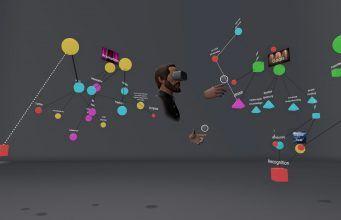 Noda Mind Mapping App To Get Freemium Multi User Update In Q3 Quest Version Next Year Mind Map Noda Vr Apps