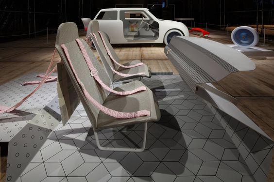 Milan Furniture Fair | Colour One for Mini: