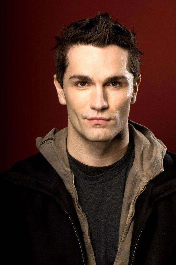 Sam Witwer from Being Human - yummy