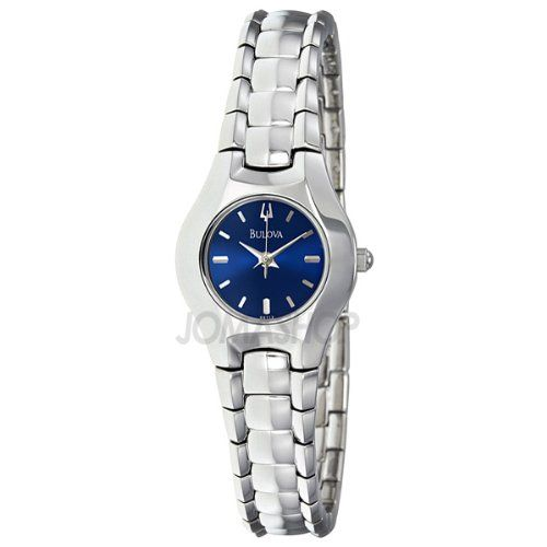Bulova Womens 96T12 Blue Bracelet Watch Price check Go to amazon storeReviews Read Reviews to amazon storeBulova Women s 96T12 Blue Bracelet Watch 150 00 50 98 6 Eligible for FREE Super Saver Shipping See Visually Similar Items