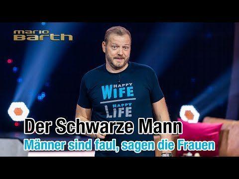 Der Schwarze Mann Im Kino Mario Barth Mario Schwarze Manner