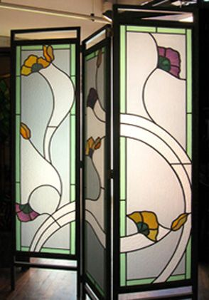 #Stained-glass