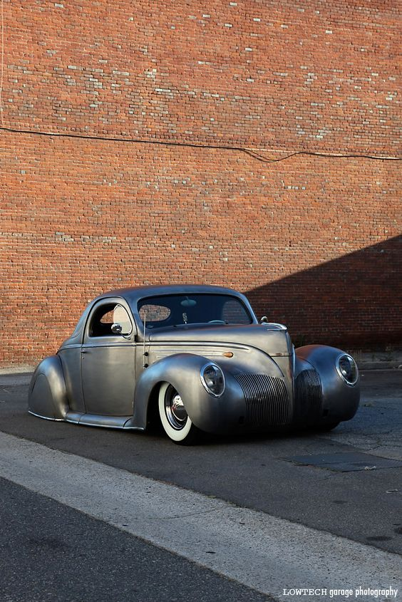 Lincoln Sled and Hot rods on Pinterest