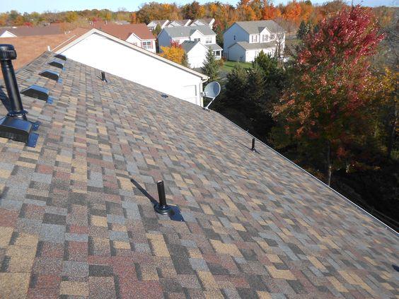 Asphalt Shingle Roof In Maple Grove Mn Owens Corning
