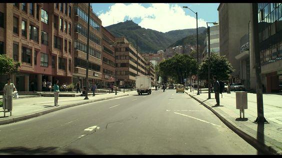 Las calles de Bogotá.