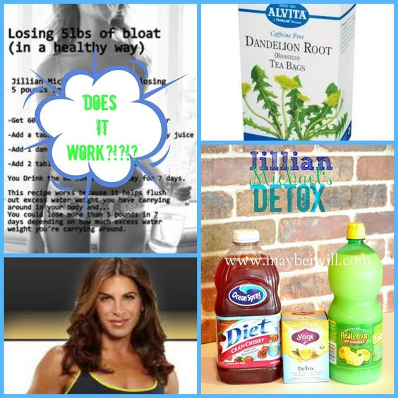 Jillian michaels 2 week cleanse