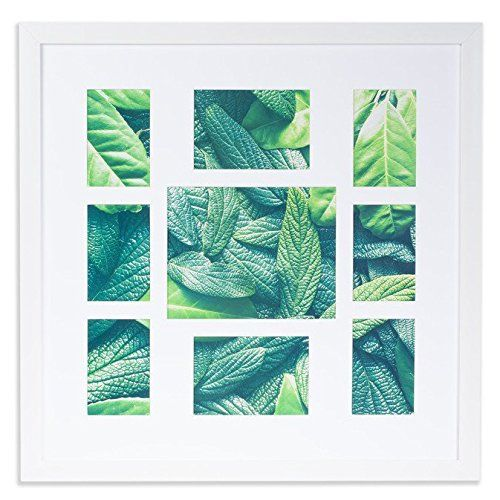 39 98 Vista Collage Flat Picture Photo Frame For Family 26 26 Frame Manu Collection 9 Openings W Wide Mat 6 4 X 6 2 5 X 7 1 8 X 10 Flat Picture