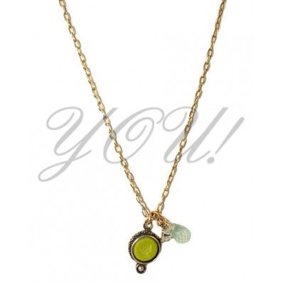Acide Delicate Charm Necklace at YOU! Boutiques #youboutiques #necklace #charm #acide #delicate #fall