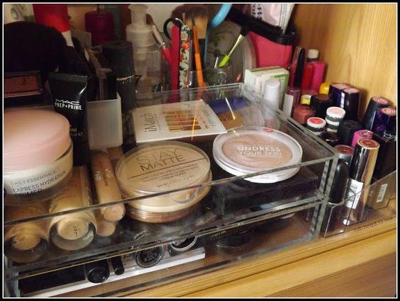 Makeup Storage Part 2