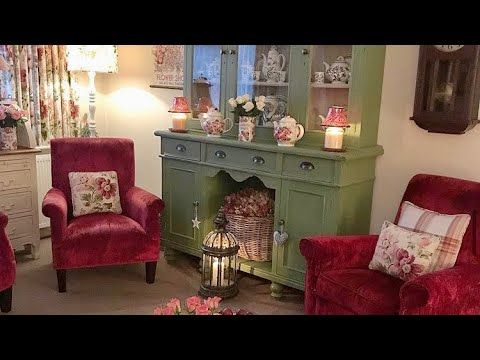 This info related to 5 vintage shabby chic décor ideas for small homeowners: Amazing Shabby Chic Touches Home Tour Youtube Home Home Decor Shabby Chic