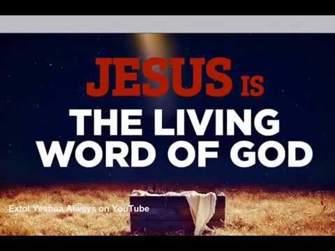 JESUS CHRIST is THE WORD OF GOD, not the Bible