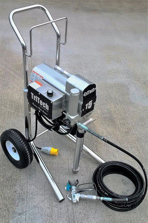 Electric Airless Paint Spray Tools