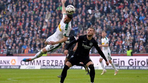 Offener Schlagabtausch Frankfurt Bremst Gladbach Frankfurt Eintracht Frankfurt Hertha Bsc
