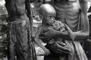 Famine. Sebastião Salgado