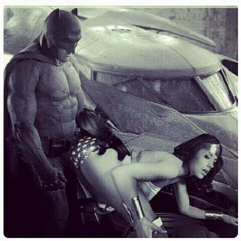 I'm not Batman...but I wish to be him in this picture