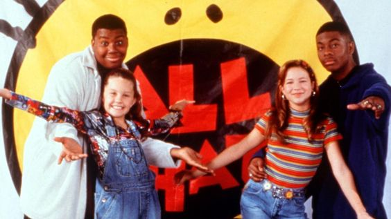 'All That' show