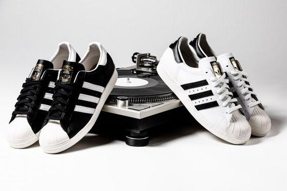 Adidas Superstar Fucsia Metallizzate