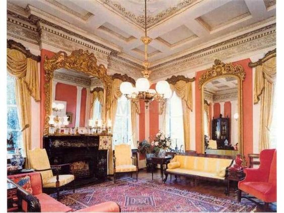 Southern Plantations Photos And Interior Photo On Pinterest