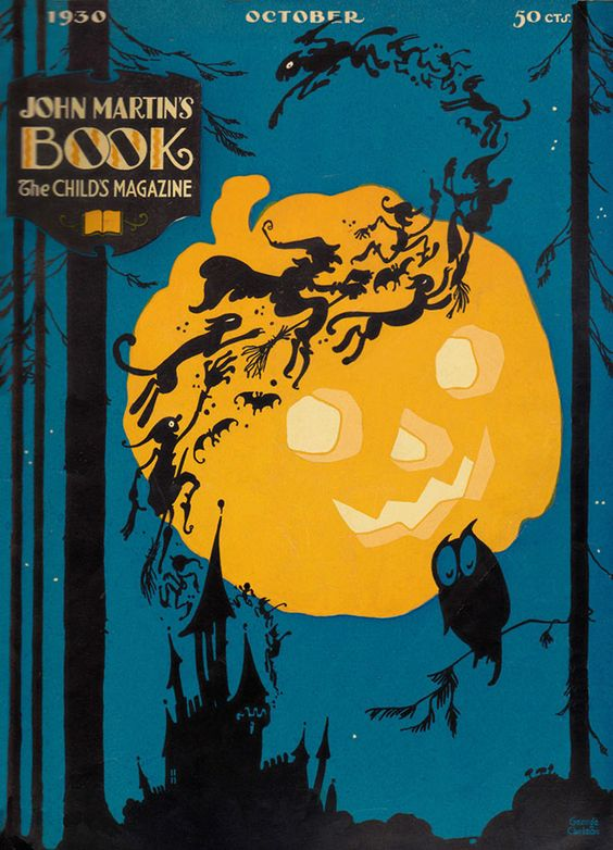 Vintage Halloween: