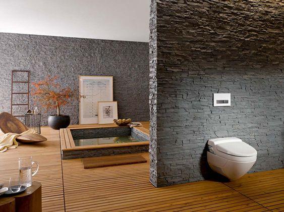 Pinterest le catalogue d 39 id es for Petite salle de bain japonaise