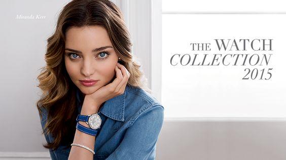 A incrível colecção de relógios Swarovski 2015 na loja online Góis Time&Secrets