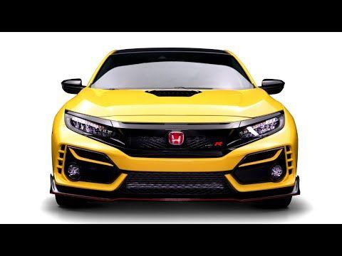 2021 Honda Civic Hot Hatch Redesign Type R Youtube Honda Civic Type R Honda Civic Honda