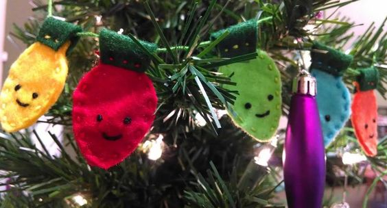Modge Podge Glass Ornaments | in crafting are invited to Ruiz Branch Library's third annual ornament ...