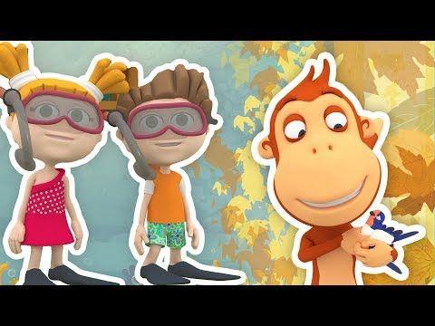 Kukuli Eglenceli Cocuk Cizgi Filmleri Su Alti Dunyasi Yavru Kus 2 Bolum Bir Arada Youtube Cizgi Film Film Karaoke Party