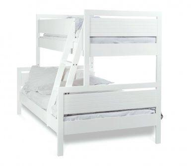 Hammerdal Familjesäng   Mavis   Länna Möbler   129x207x151cm sängarna 120x200 & 90x200cm 6490 kronor