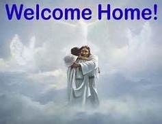 Jesus Welcome Home