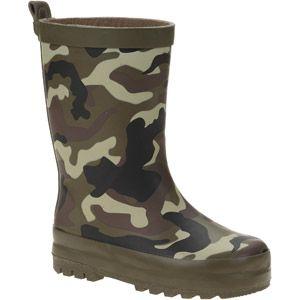 Toddler Boys' Camo Rain Boots | Fashionable for any war ...