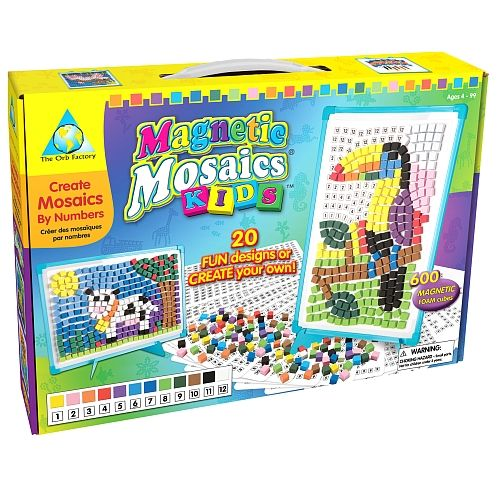 Toys R Us Crafts : Magnetic mosaics kids craft kits and toys r us