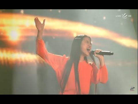 Claudia Emmanuela Santoso I Have Nothing The Voice Of Germany 2019 The Voice A Whole New World Germany