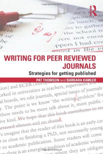 what does peer reviewed article mean