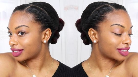 THE PERFECT PROTECTIVE STYLE | NATURAL AND RELAXED HAIR [Video]  Read the article here - http://blackhairinformation.com/video-gallery/perfect-protective-style-natural-relaxed-hair-video/