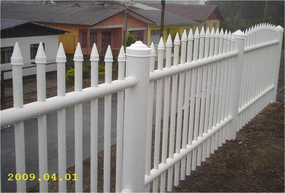 cerca de madeira para jardim passo a passo:como fazer cerca de pvc passo a passo – Pesquisa Google