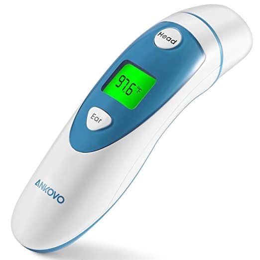 Baby Thermometer Best Digital Thermometer Infrared Fever Thermometer With New Algorithm For Best Accuracy For Infant Baby Children And Adults