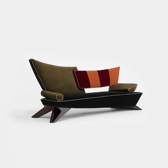 Superb Duchamp sofa from the DAlba Residence Glencoe u F U R N I T U R E u D E S I G N u Pinterest Armchairs Modern and Sofa bench