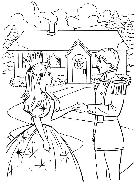 Pin By Tsvetelina On Barbie Coloring With Images Barbie