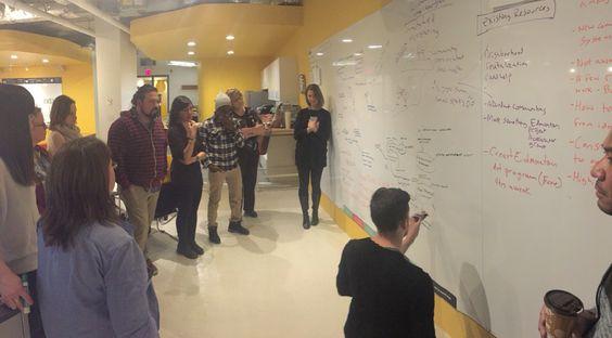 Creative social innovation lab. #actionlabyeg