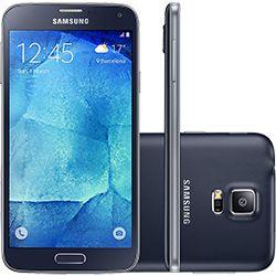 """Smartphone Samsung Galaxy S5 New Edition DS Dual Chip Desbloqueado Android 5.1 Tela 5.1"""" 16GB 4G Câmera 16MP - Preto"""
