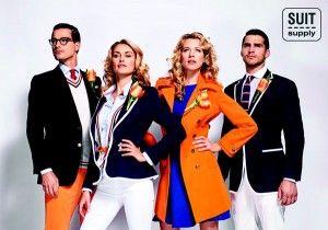 **Netherlands Attire ~ Opening Ceremony of the 2012 London Olympics