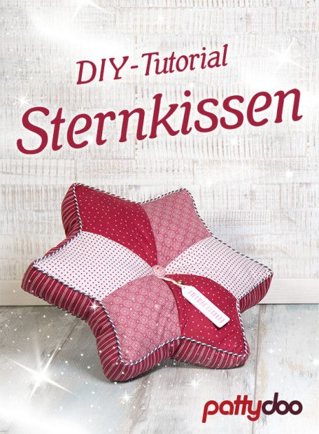 sternkissen n hen patchwork. Black Bedroom Furniture Sets. Home Design Ideas