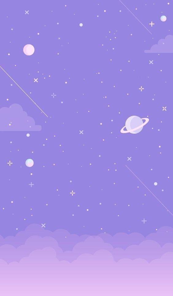 Pastel Space Aesthetic Space Phone Wallpaper Cute Wallpaper Backgrounds Wallpaper Space