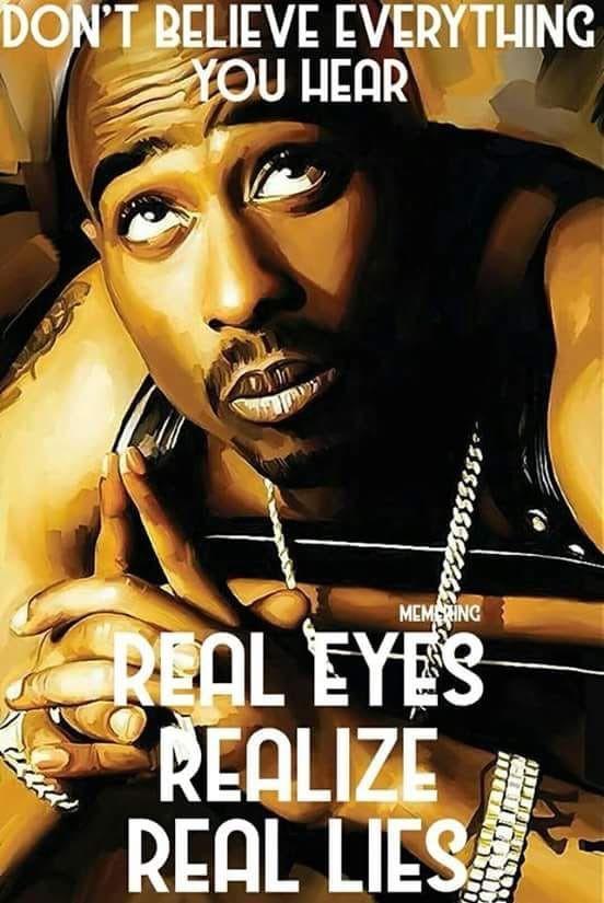 Poster Maxi 2 PAC Tupac Shakur A2